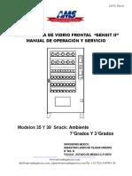 Manual Sensit Univending