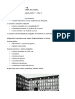 UD 7-8 - España en Los Siglos XVI y XVII Austrias (1)