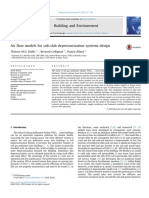 Building and Environment Volume 87 Issue 2015 [Doi 10.1016_j.buildenv.2015.01.017] Diallo, Thierno M.O.; Collignan, Bernard; Allard, Francis -- Air Flow Models for Sub-slab Depre