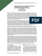 05 Evaluasi Tata Kelola IT Dengan Model Maturity Level Menggunakan Framework