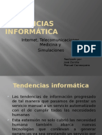 Tendencias Informática ddp