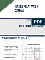 Permeabilidades Relativas y Flujo Fracci