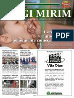 Jornal Oficial - 01/Agosto/2015