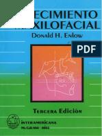 Crecimiento Maxilofacial - Donald Enlow