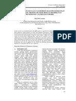 06 Ibnu Dwi Lesmono - Pengaruh Penggunaan E-commerce Bagi Pengembangan Usaha Kecil Menengah (Ukm) Dengan Pendekatan Technology Acceptance Model (1) Rev