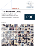 WEF Future of Jobs Embargoed