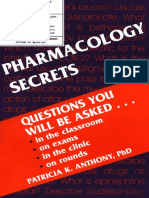 Pharmacology Secrets Series.pdf
