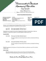 [Doc 464-9] 10-30-2013 MSP Waite Report Gunshot Residue Gloves