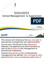 lecture 2 on school management  2015