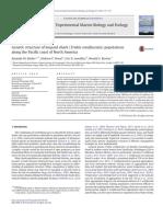 Leopard Shark Genetic Structure
