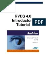 402v02 RVDS 40 Intro Tutorial