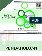 SMG EPrestasi 2015 Kepada Kumpulan Kepimpinan