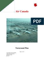 AirCanada Turnaound Plan