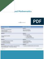 Bond Maths - (PPT)