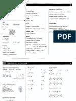 BCSP Formula Sheet