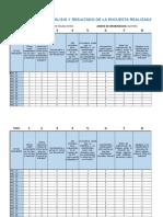 Reporte de Encuestas Docentes y Estudiantes 2014 Original