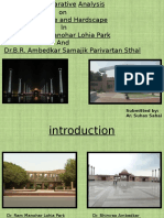 Case Study Park of Lucknow