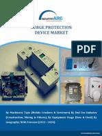 Market Dynamics of Surge Protection Device Market 2015-2021