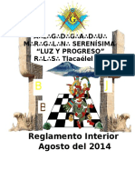 Reglamento Interno v. 2.0 Final