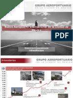 Nuevo Aeropuerto Internacional de la CDMX