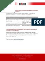 Transporte Neumatico en Fase Densa y Diluida