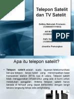 Presentasi Komunikasi Satelit