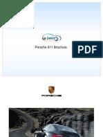 Porsche 911 Brochure full details