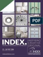 Index 2016 Sales Brochure