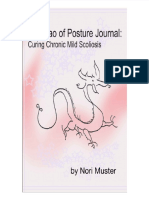 The Dao of Posture Journal_ Curing Chronic Mild Scoliosis
