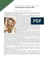 Catacombe SS. Marcellino e Pietro - Ultime ricerche archeologiche (Maggio 2008)
