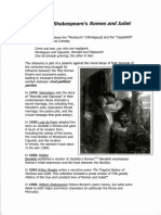 9a english activity resource sources for romeo and juliet
