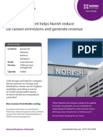 Norish Case Study