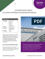 Norish Case Study