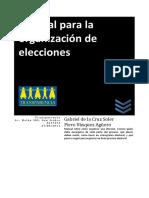 Manual dMANUAL DE COMITE ELECTORAL.pdfe Comite Electoral