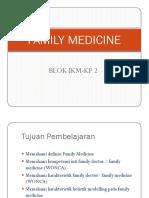 Family Medicine Ikm2
