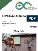 Esp8266 hookup guide