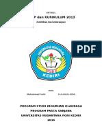 KTSP dan K13