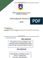 Pengurusan Panitia Tmk 2016