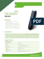 MA180_V1_ Datasheet