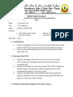 209061928 Minit Mesyuarat Panitia Tmk 2014