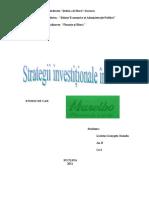 strategii investitionale- Marelbo