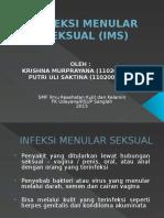 Infeksi Menular Seksual (Ims)