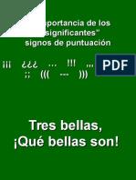 PUNTUACIÒN (4)