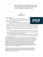 UU Pengelolaan Dan Permodalan Industri Migas Nasional (Hulu Dan Hilir)