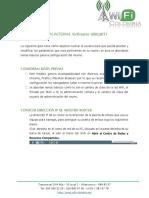 Manual Configuración AirRouter