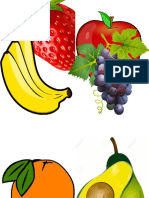 Fruits and Vegetables Pictures