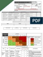 Apr - Analise Preliminar de Risco