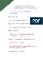PREGUNTAS  DE  LA CONSTITUCION  ESPAÑOLA.1