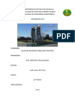 Universidad Técnica de Machala Portafolio