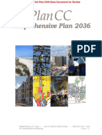 Corpus Christi Plan 2036 Base Document for Review